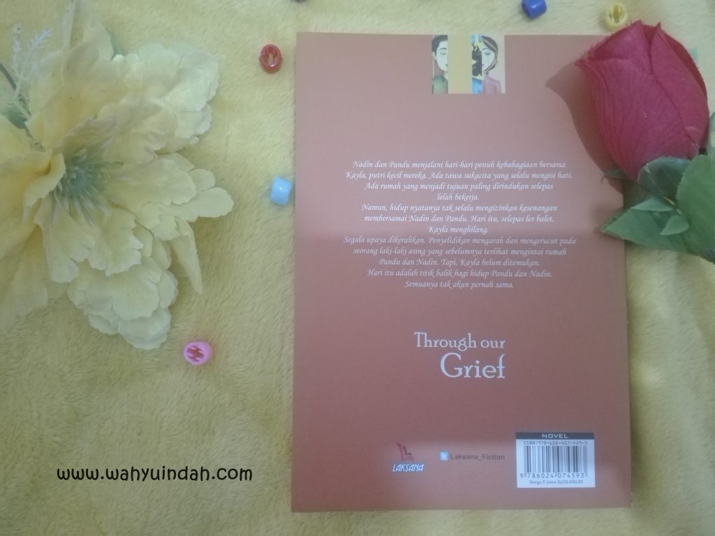 review novel through our grief