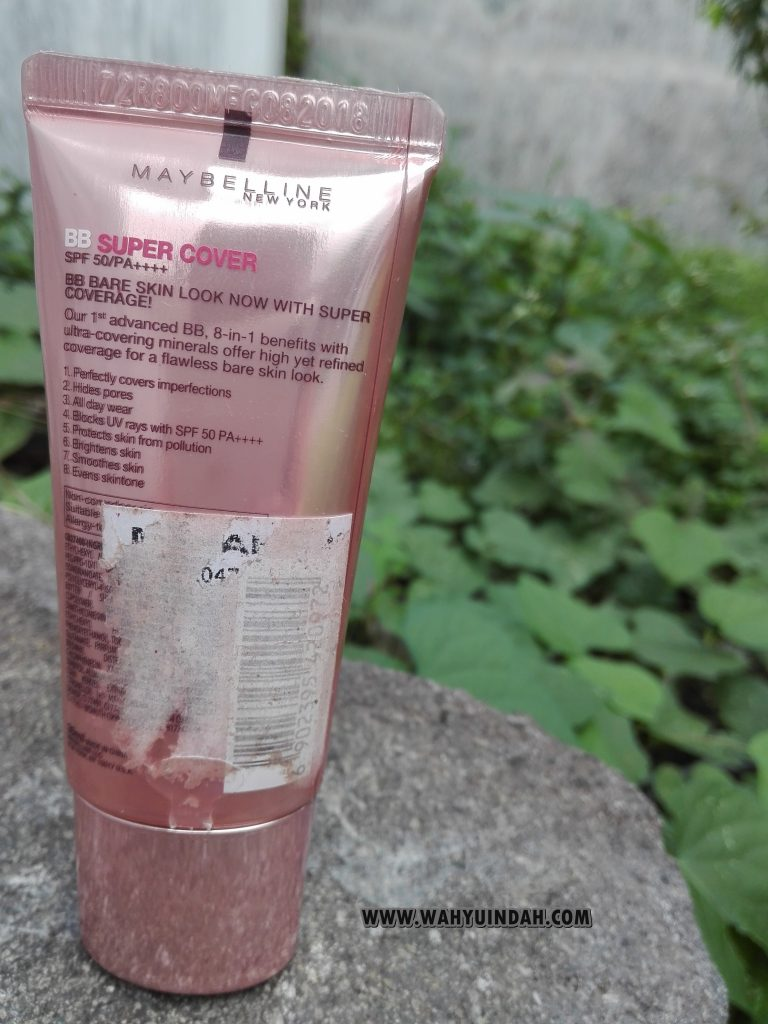 MAYBELLINE BB CREAM SUPER COVER
