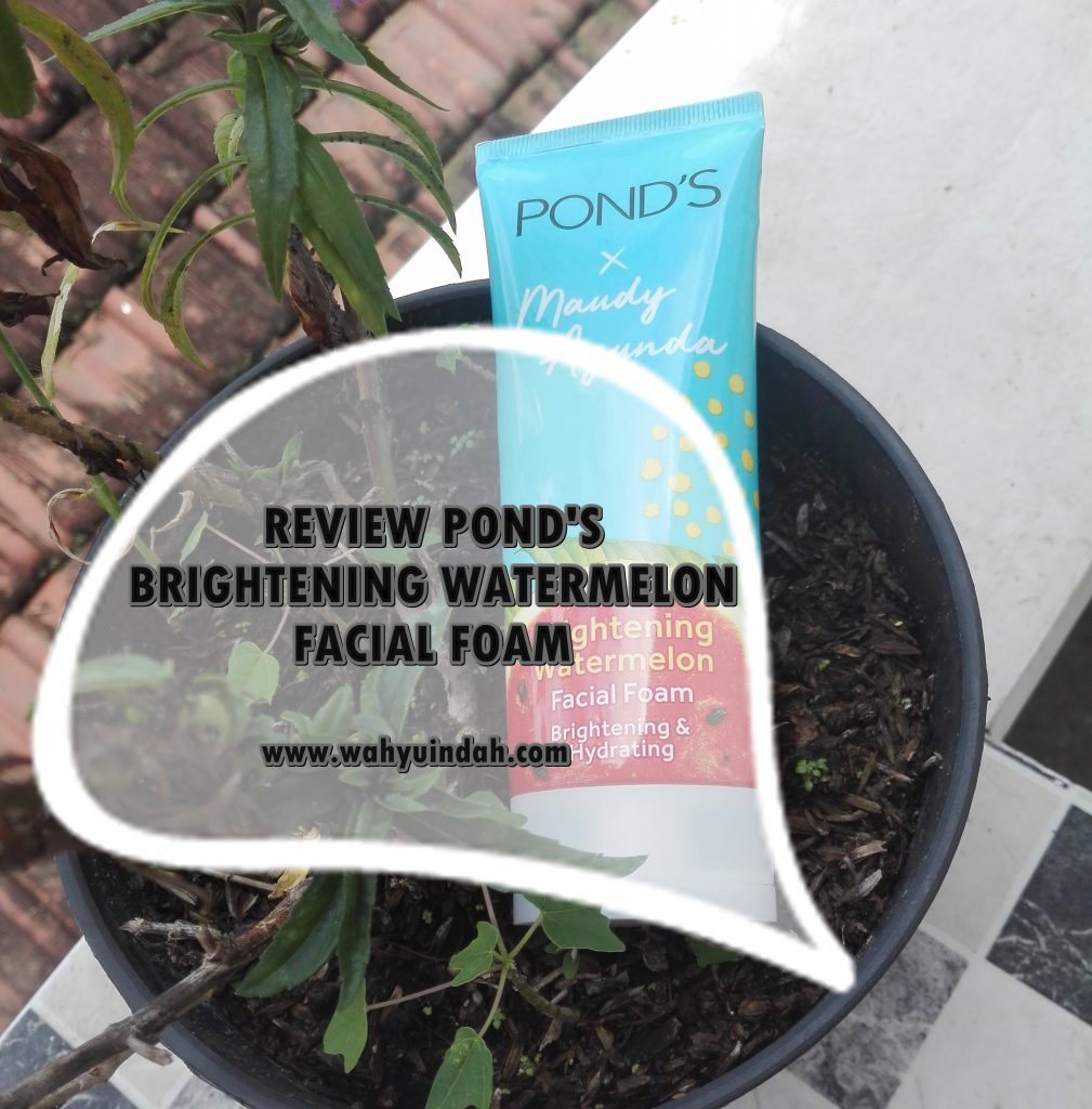 PONDS FACIAL FOAM