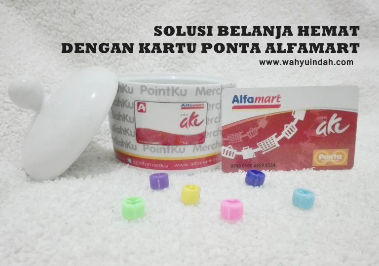 KARTU PONTA ALFAMART