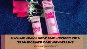 review baby skin instant pink transformer