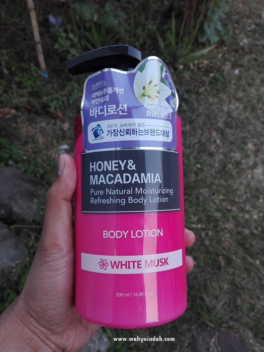 KUNDAL BODY LOTION WHITE MUSK