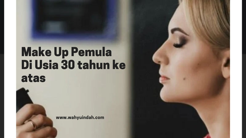 MAKE UP PEMULA