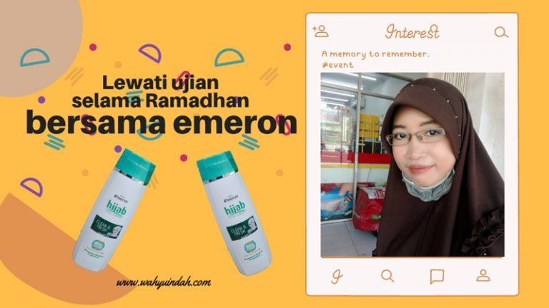 emeron hijab clean and fresh