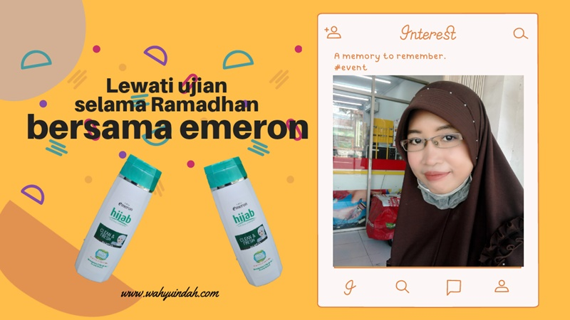 emeron hijab clean and fresh