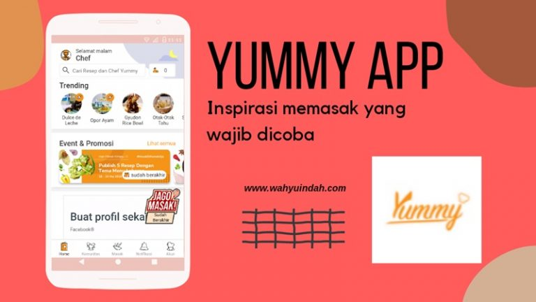 yummy app