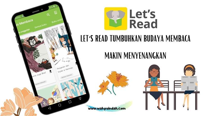 budaya membaca lets read