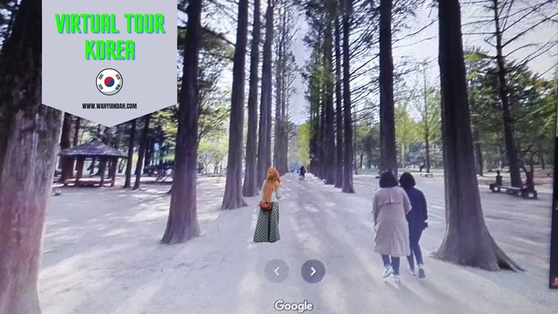 virtual tour kore