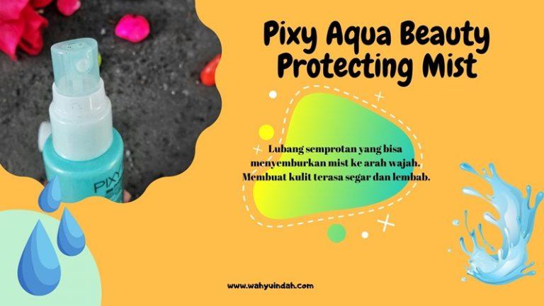 cara pakai pixy aqua beauty