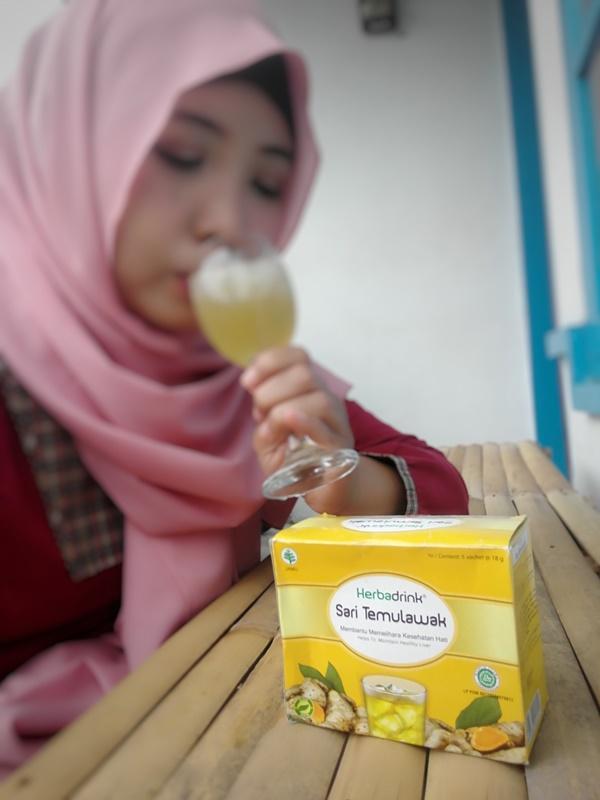 herbadrink enak diminum dingin maupun panas
