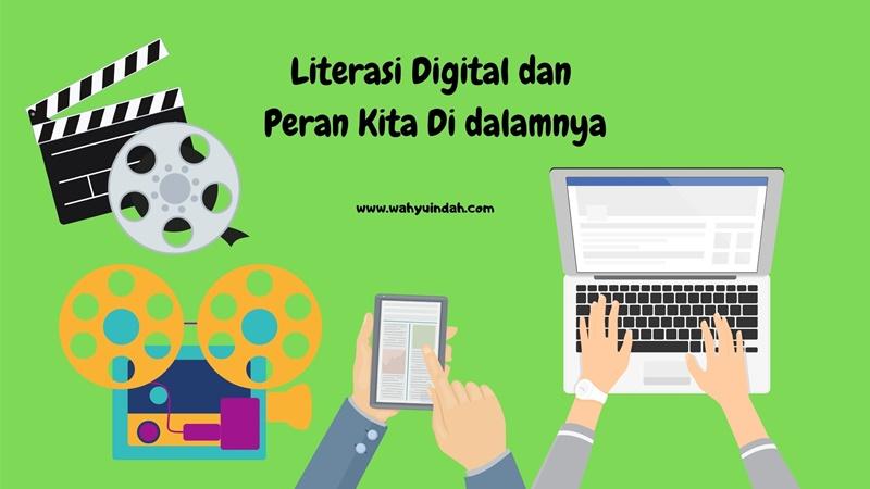 literasi digital di Indonesia