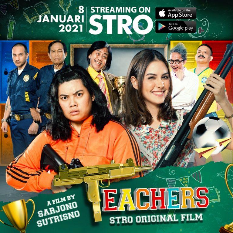 poster film teachers di stro