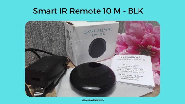 smart ir remote 10 m blk dari bardi smart home