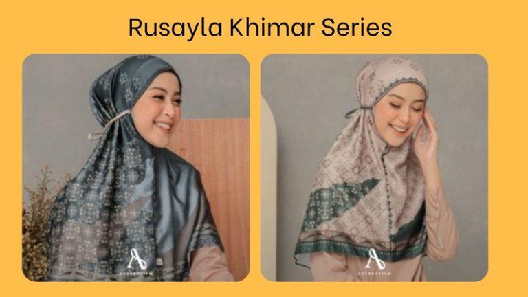 hijab authentism rusayla khimar series