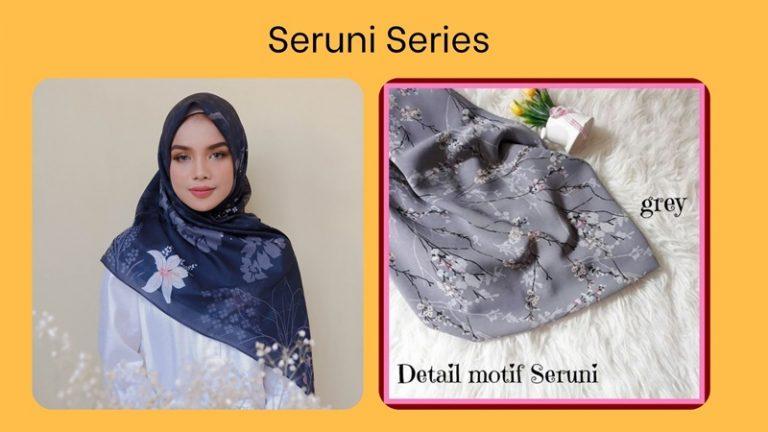 hijab authentism seruni series