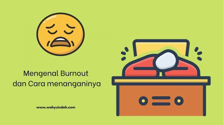 apa itu burnout