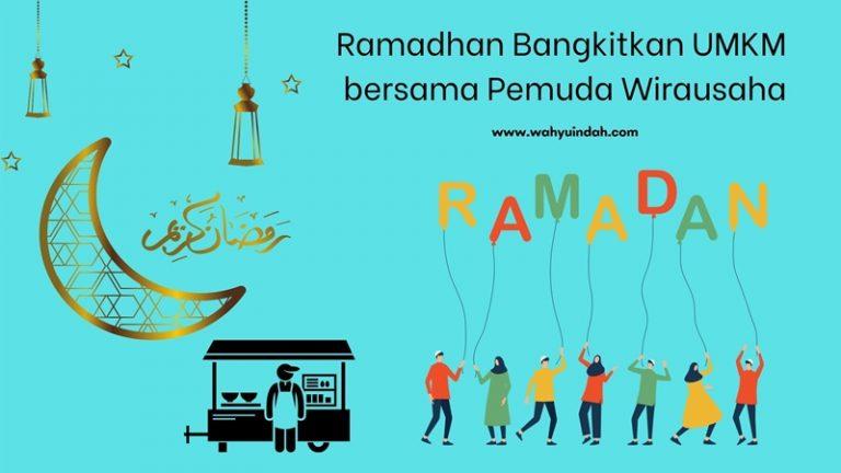 Berkah ramadhan dengan peluang berkembangnya UMKM bersama perwira