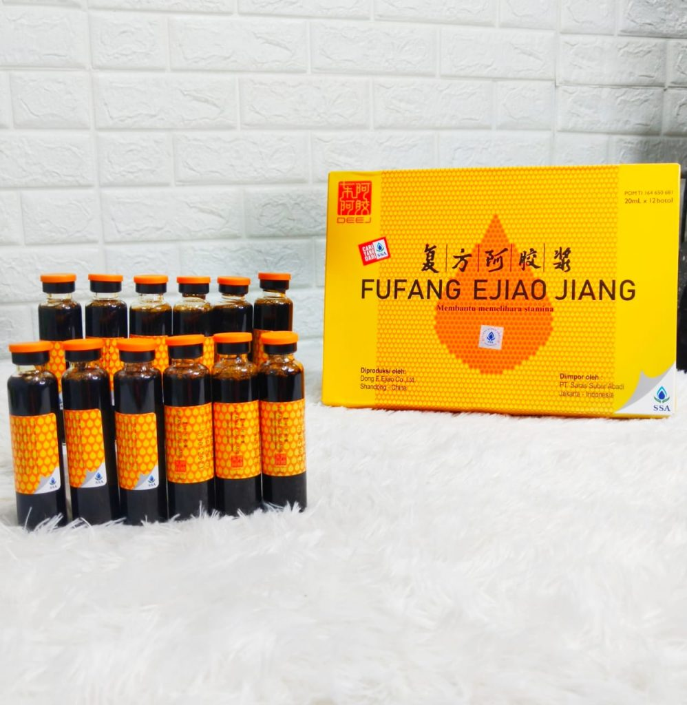 obat herbal fuang ejiao jiang