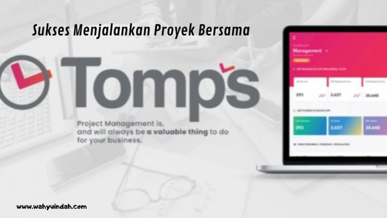 aplikasi manajemen proyek tomps