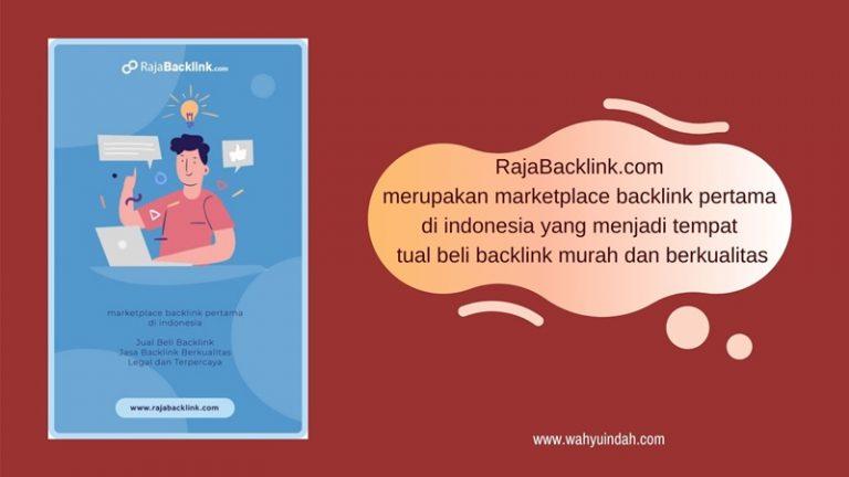rajabacklink.com adalah