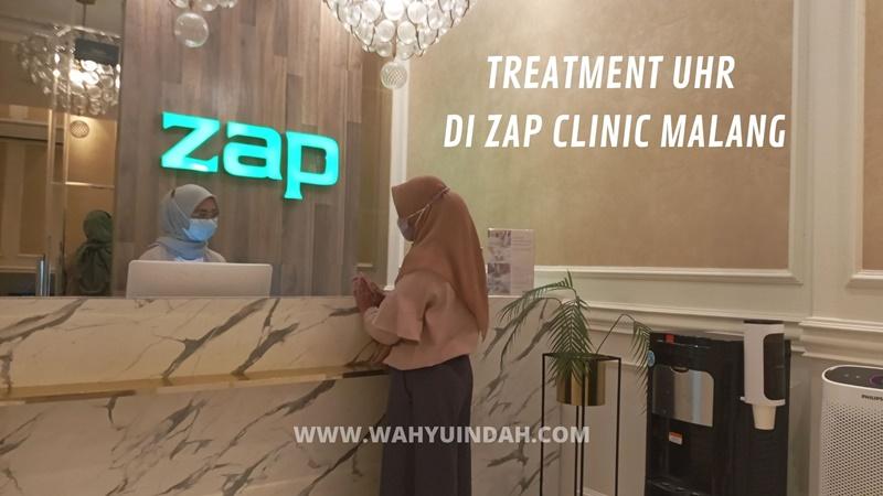 pengalaman menghilangkan rambut ketiak di zap clinic malang